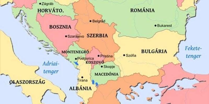Meyer: A határok békés módosítása lenne a megoldás a Balkán számára