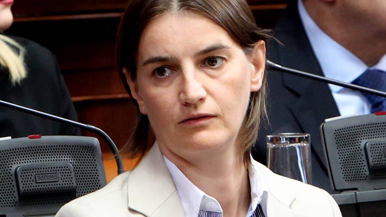 Ki is Ana Brnabić, a szerb kormányalakító?