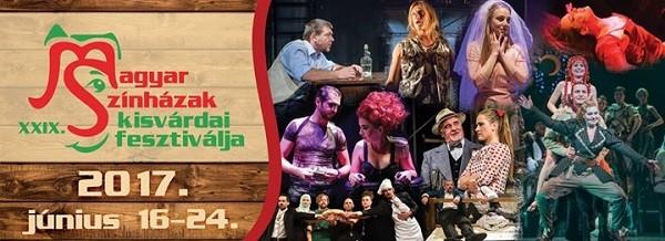 Megkezdődött a 29. kisvárdai színházi fesztivál