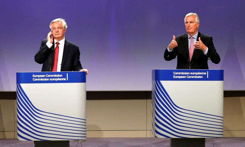 Barnier: Megegyeztek a Brexit-tárgyalások prioritásairól és menetrendjéről