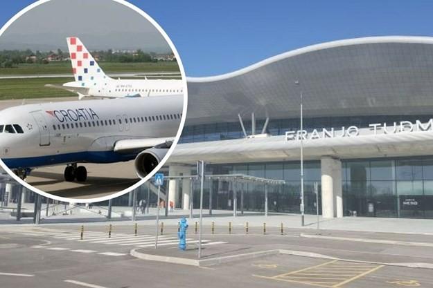 Rómában szállt le egy horvát belföldi légi járat, mert otthon éjfél után nem talált működő repülőteret