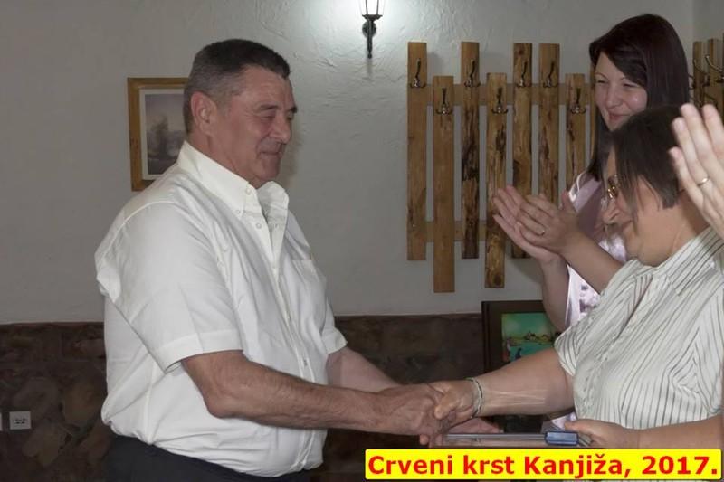 Magyarkanizsa: Elismerés a jubiláló önkéntes véradóknak