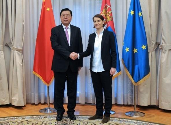 Brnabić és Csang: A sikeres együttműködés alapja a barátság