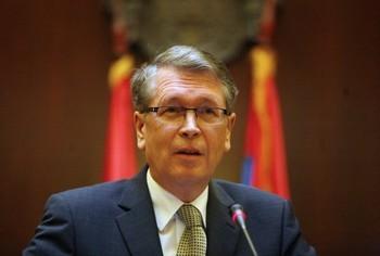 Csepurin: Jobb, ha nem gyakorolnak nyomást Szerbiára