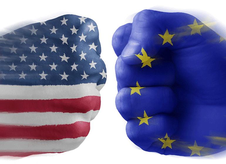 FT: Az európai vállalatok védelmében Brüsszel kész megtorolni az Oroszországot érintő amerikai szankciókat