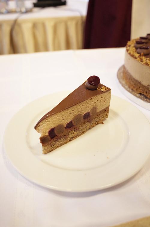 A Balatoni habos mogyoró Magyarország tortája