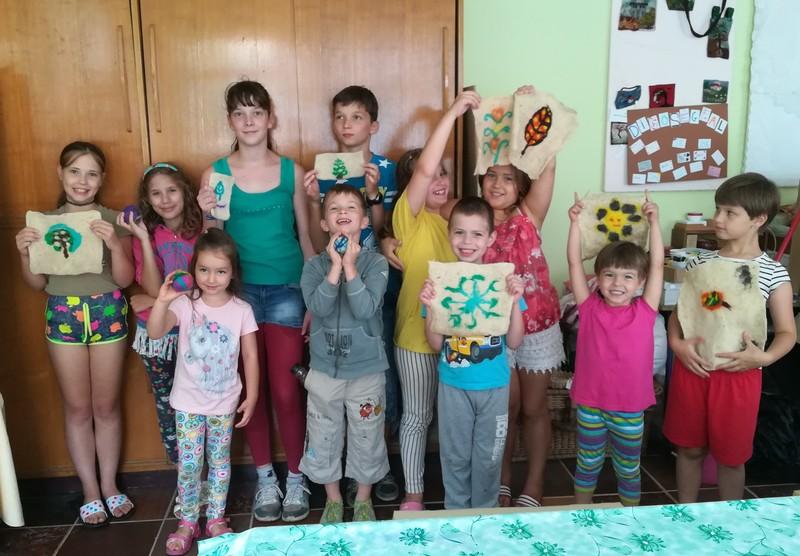 Zenta: Nyári műhelymunkák a Rozettával