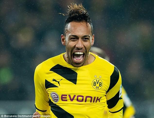Aubameyang lett a Dortmund történetének legeredményesebb légiósa