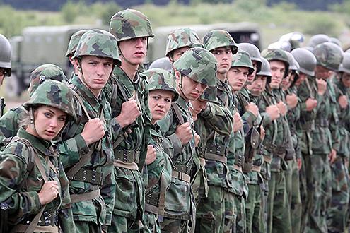 A katonai szolgálat nem, de a polgári védelem mindannyiunk kötelezettsége