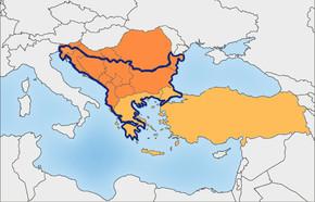 Küzdelem a balkáni befolyásért