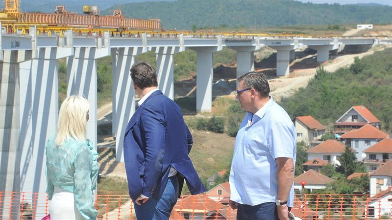 Mihajlović: Jövőre elkészül a 10-es korridor