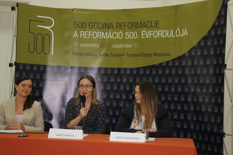 Topolya: Gazdag kiállítással emlékeznek meg a reformáció 500. évfordulójáról