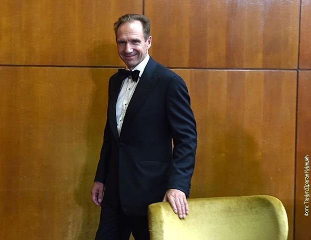 Szerb állampolgár lett Ralph Fiennes színész