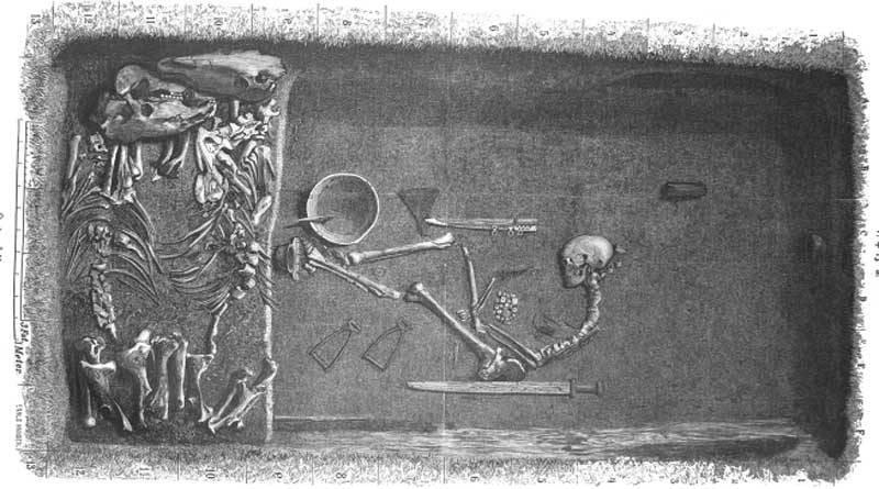 Először bizonyították géntesztek, hogy nők is voltak a viking harcosok között