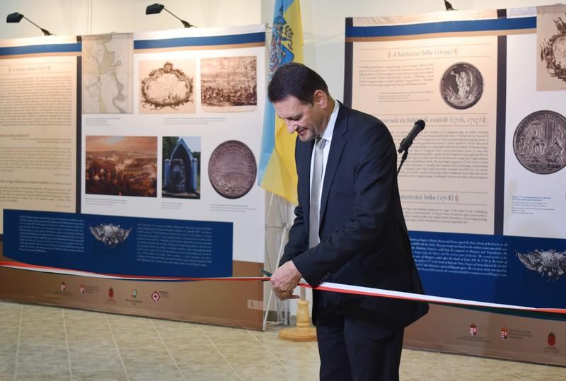 Zenta: Kiállítás a zentai csatáról és a magyarországi visszafoglaló háborúkról