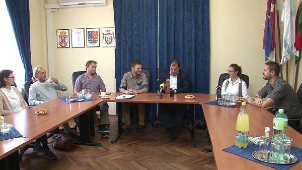 Magyarkanizsa: Európai Ifjúsági-díj a Wemsical Serbia egyesületnek