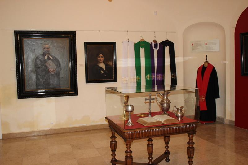 Topolya: R500 címmel kiállítás nyílt a reformáció 500. évfordulója alkalmából