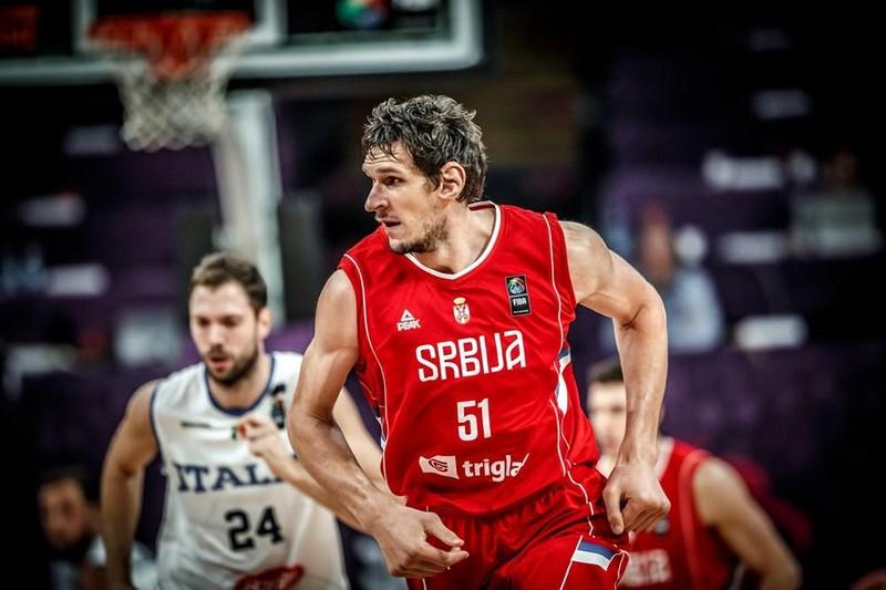 KOSÁRLABDA: Szerbia elődöntős