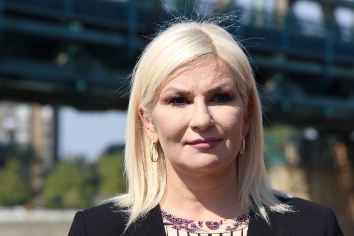 Zorana Mihajlović: A 10-es korridor számomra már elkészült