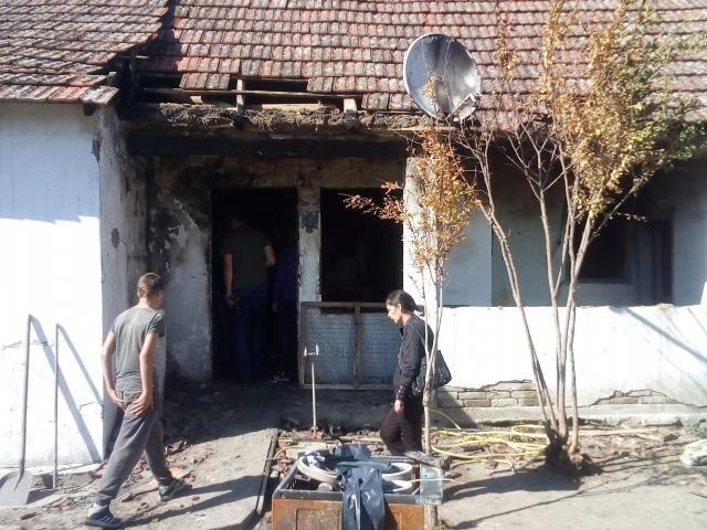 Vajszka: Megtalálták a bennégett gyermekek holttestét