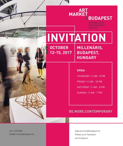 Megnyílt az Art Market Budapest kortárs képzőművészeti vásár