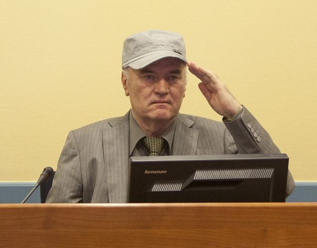A hágai törvényszék november 22-én hirdet ítéletet Ratko Mladić ügyében