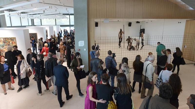 Egy évtized után ismét várja a látogatókat a Modern Művészetek Múzeuma Belgrádban