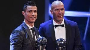 LABDARÚGÁS: A FIFA-nál Cristiano Ronaldo az év játékosa