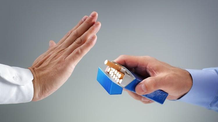 A dohányzás káros hatásai a külsőnkre