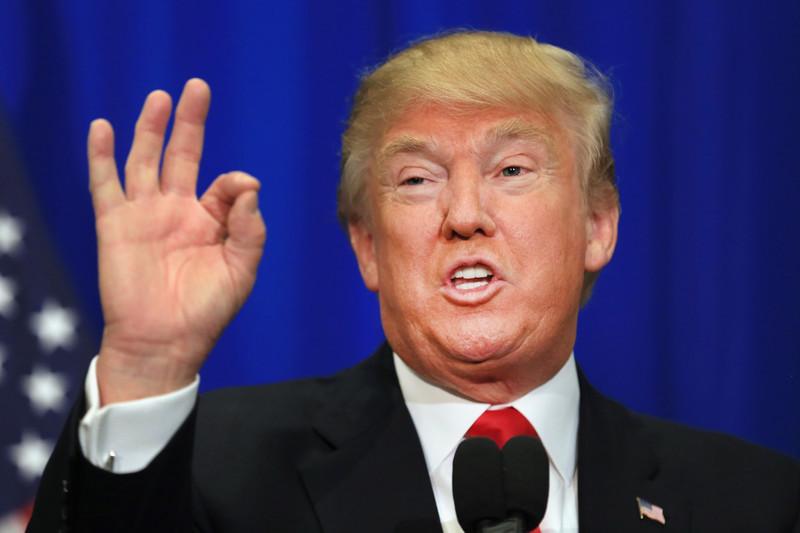 Donald Trump első éve