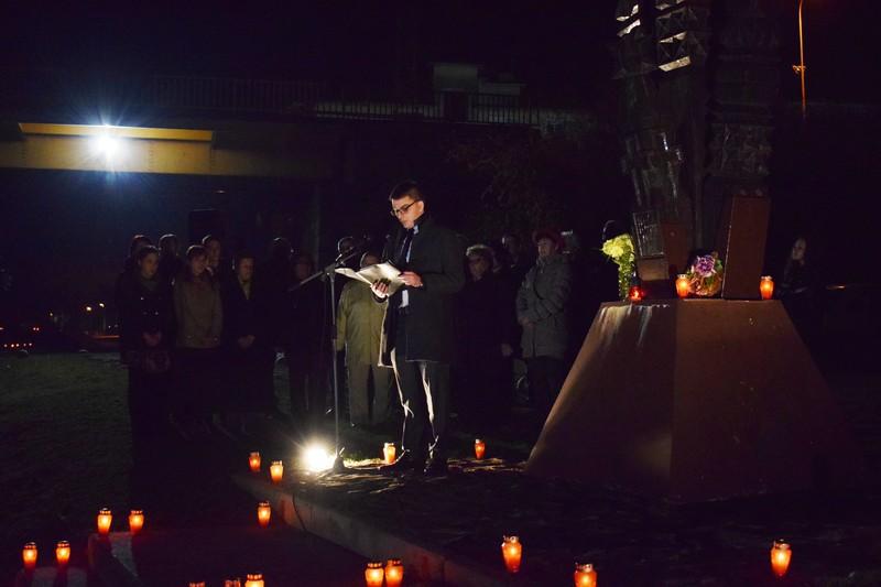 Zenta: Az 1944 őszén elkövetett atrocitások áldozataira emlékeztek