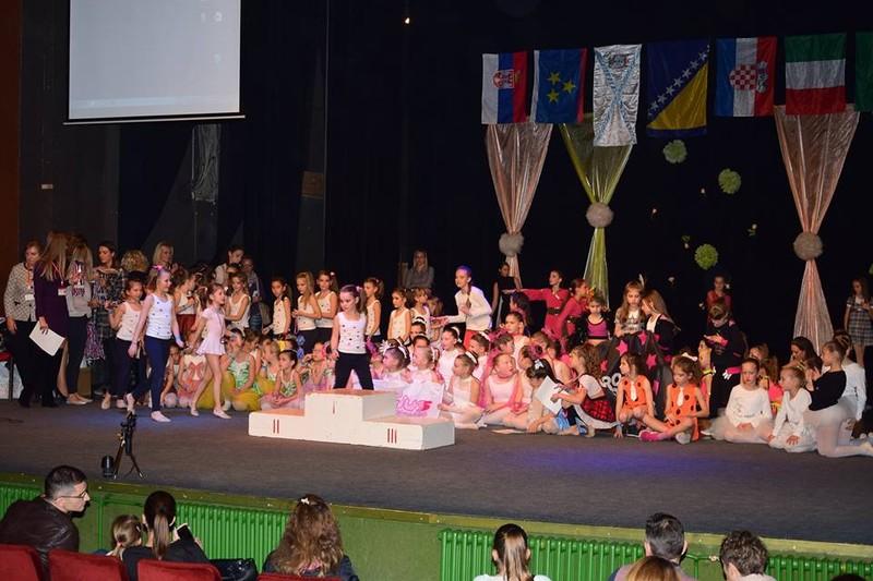 Fergeteges nemzetközi táncverseny Magyarkanizsán