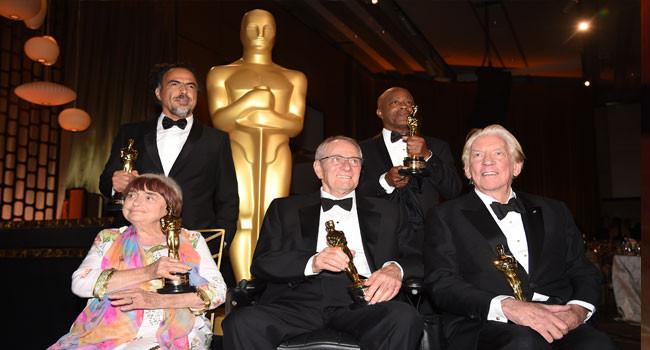 Oscar-díj: Agnes Varda és Donald Sutherland is életműdíjat kapott