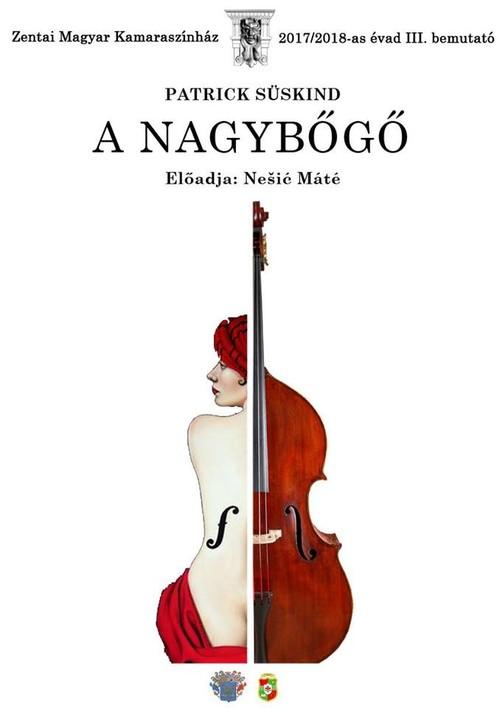 Nešić Máté monodrámája a Zentai Magyar Kamaraszínházban