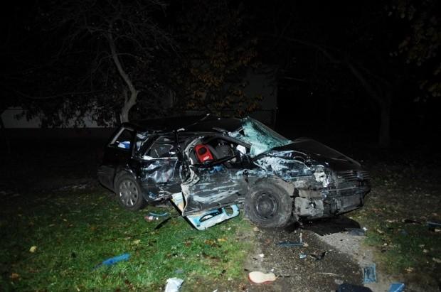 Antalfalva: Három személy halt meg közlekedési balesetben