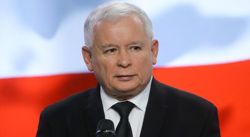 Kaczynski: erős politikai tényező megteremtésére van szükség Közép-Európában