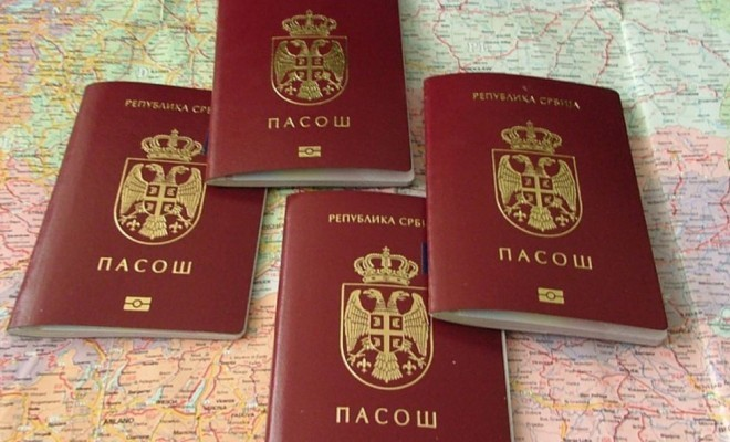 A török alvilág több szereplője is hamis szerb útlevélhez jutott