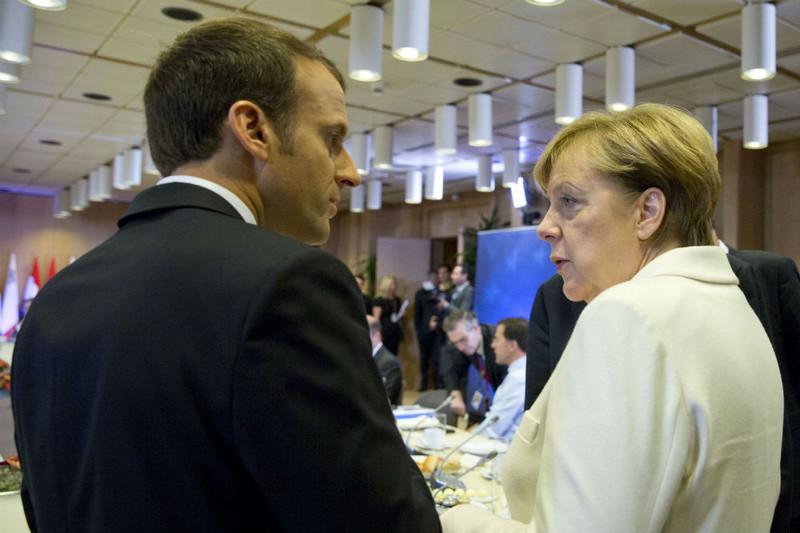 Merkel és Macron további erőfeszítéseket sürget a párizsi klímaegyezmény teljesítéséhez
