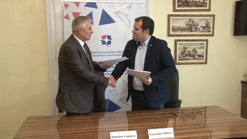 Sporazum o saradnji Kanjiže i Regionalne privredne komore