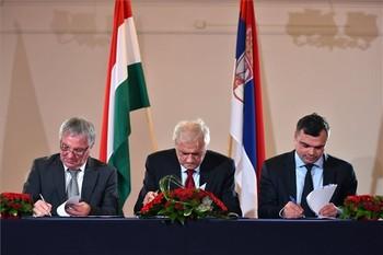 Együttműködési megállapodást kötött a magyar és a szerb közszolgálati média