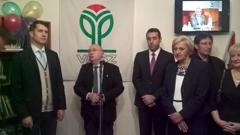 Hat éves a VMSZ belgrádi városi szervezete