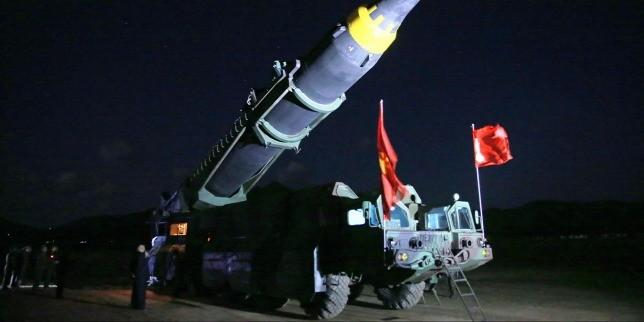 Észak-Korea: Elkerülhetetlen a háború