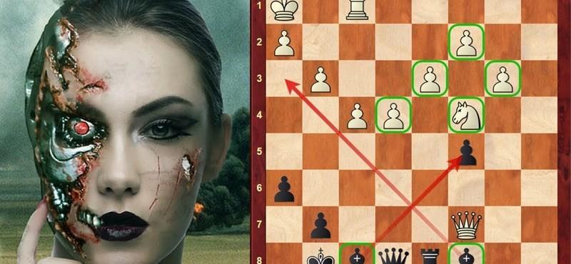 A világ legjobb sakkozógépével küzdött meg a Google mesterséges intelligenciája - és győzött