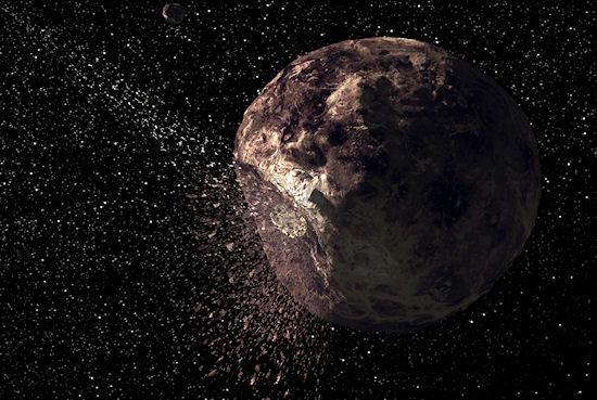 Szombaton egy kisbolygó közelíti meg a Földet