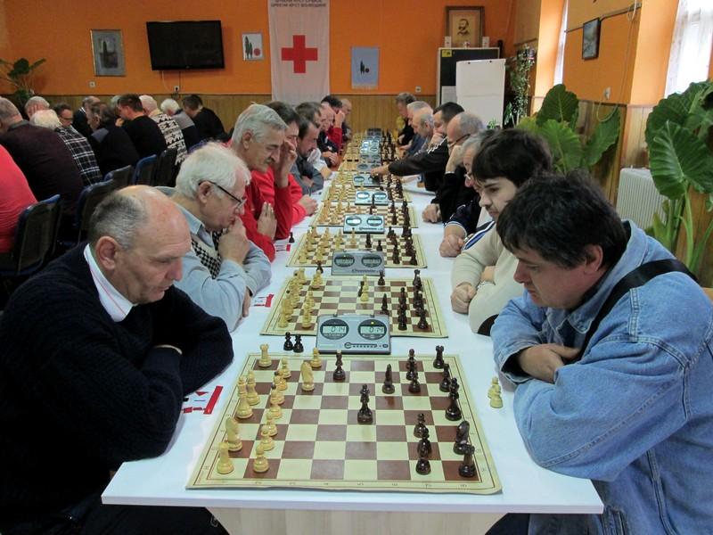 SAKK: Nagy Attila nyerte meg Topolya nyílt egyéni bajnokságát