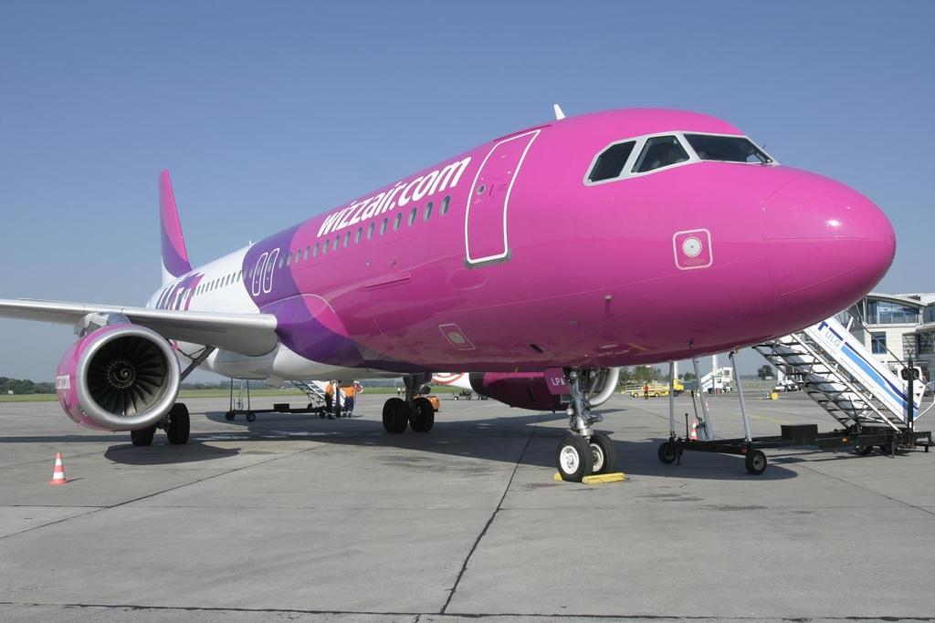 Bécsben nyit bázist a Wizz Air