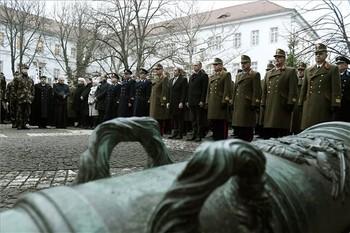 A doni katasztrófa hőseire emlékeztek Budapesten