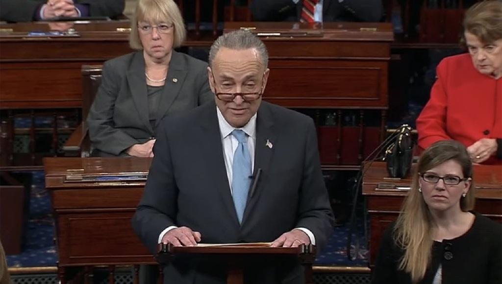 Az amerikai szenátus elsöprő többséggel szavazta meg a kormányzati leállás befejezését