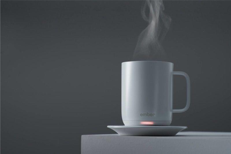 Itt az okosbögre, amiben sosem hűl ki a kávé