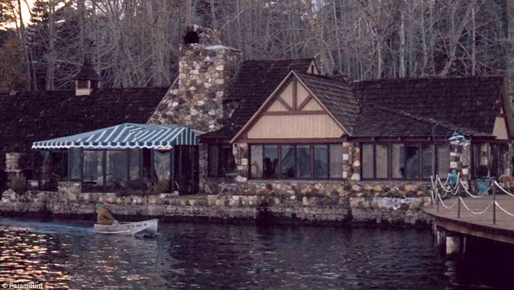 1974-ben a filmben így mutatott a ház